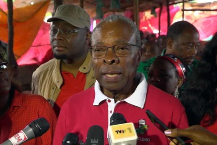 Frelimo declarado vencedor na cidade de Maputo