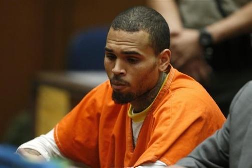 Chris Brown detido por violar mulher de 24 anos