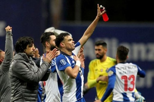 FC Porto na final da Taça da Liga