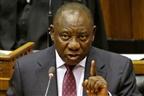"""Ramaphosa nega ter colaborado com o """"apartheid"""""""