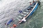 Nove pessoas morreram num naufrágio na Maxixe