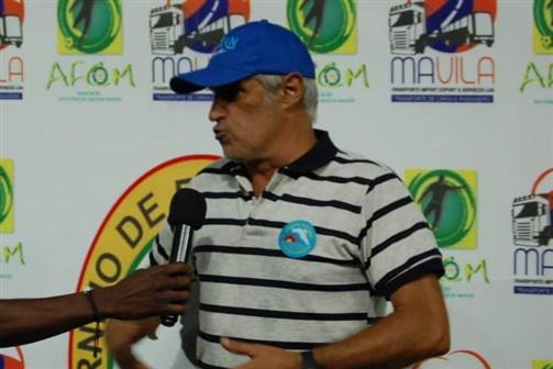 """""""Seria um grande orgulho para mim se Moçambique se apurasse para o CAN"""" Horácio Gonçalves"""