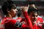 Benfica dá meia dúzia ao Marítimo (vídeo)