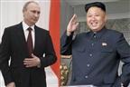 Kim pede a Putin que trabalhe em conjunto para resolver a questão nuclear