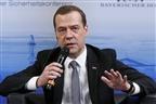 """Medvedev diz que Rússia e África são """"imensamente ricos"""""""