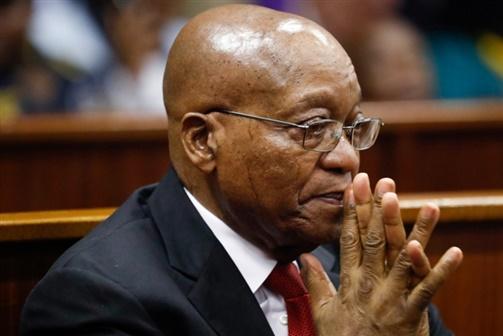 """Zuma diz-se vítima de """"assassínio"""" político"""