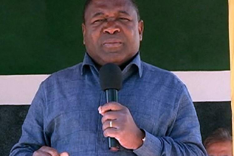 Nyusi diz que falsos empresários financiam ataques em Cabo Delgado