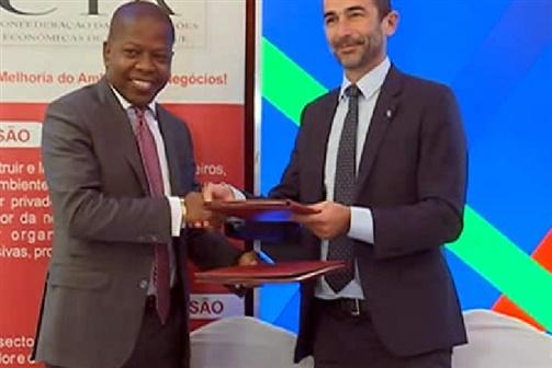 Moçambicanos e franceses assinam protocolo de cooperação no gás do Rovuma