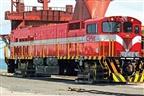 Governo vai adquirir cinco novas locomotivas