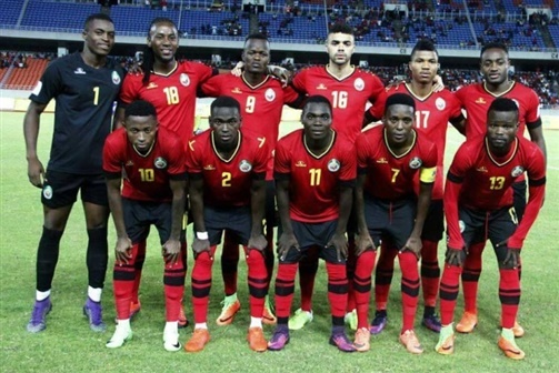 Mambas vão disputar pré-eliminatória de qualificação ao Mundial-2022