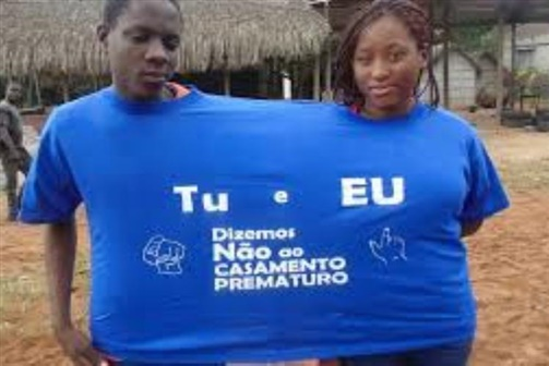 Aprovada lei que criminaliza uniões prematuras