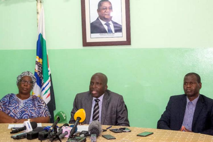 Renamo pede anulação das eleições
