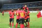 Mambas empatam e continuam na liderança do Grupo F (vídeo)