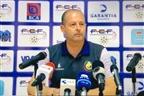 """""""Fizemos um grande jogo"""" Luís Gonçalves"""