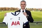 Mourinho assina por três anos e meio com o Tottenham
