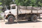 Polícia apreende camião com seis toneladas de carvão mineral