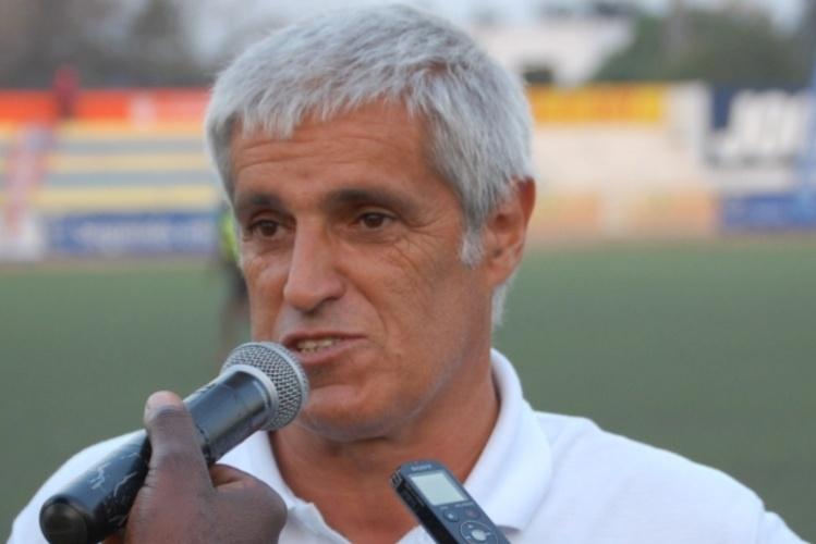 """""""Vou começar a pensar no meu futuro a partir de segunda-feira"""" Horácio Gonçalves"""