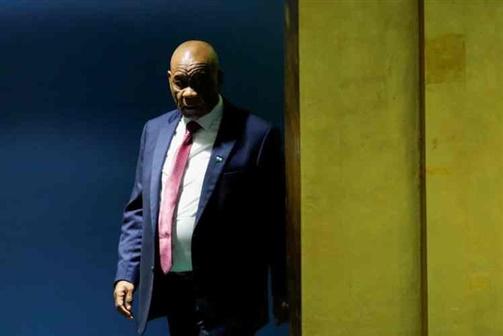 Primeiro-ministro do Lesotho deve abandonar cargo até final de julho