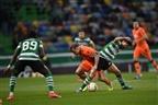 Sporting vence Basaksehir