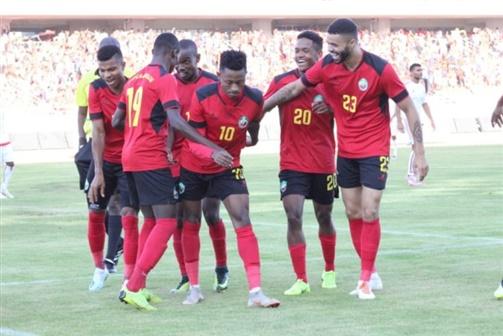 Mambas descem um lugar no ranking da FIFA