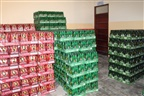 AT apreende 60 mil caixas de bebidas alcoólicas