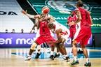 Qualificação ao Afrobasket 2021: Moçambique perde diante de Angola