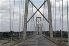 Interrompido o trânsito rodoviário na ponte alternativa sobre o rio Save