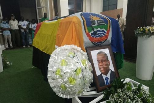 PR diz que Daviz Simango foi um bom gestor da coisa pública
