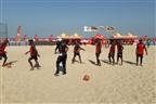 Moçambique qualificado para o CAN de futebol de praia