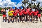 PR felicita selecção de Futebol de Praia