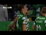 Sporting 1-0 FC Porto (5-4 após GP): Resumo