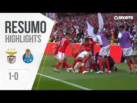 Highlights | Resumo: Benfica 1-0 FC Porto (Liga 18/19 #7)