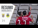 Highlights | Resumo: Benfica 2-1 Arouca (Taça de Portugal 18/19 #4)