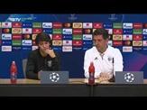 Rui Vitória e João Félix antevisão SL BENFICA x AEK Atenas