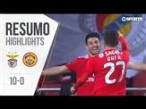 Highlights | Resumo: Benfica 10-0 Nacional (Liga 18/19 #21)