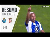 Highlights | Resumo: FC Porto 3-0 Braga (Taça de Portugal 18/19 1/2 Final)