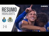 Highlights | Resumo: FC Porto 2-0 Boavista (Liga 18/19 #28)