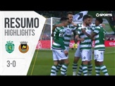 Highlights | Resumo: Sporting 3-0 Rio Ave (Liga 18/19 #28)