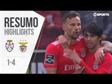 Highlights | Resumo: Feirense 1-4 Benfica (Liga 18/19 #28)