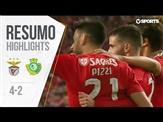 Highlights | Resumo: Benfica 4-2 Vitória FC (Liga 18/19 #29)