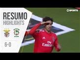 Highlights | Resumo: Benfica 6-0 Marítimo (Liga 18/19 #30)