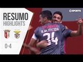 Highlights | Resumo: SC Braga 0-4 Benfica (Liga 19/20 #4)