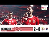HIGHLIGHTS: SL Benfica 2-0 Gil Vicente FC