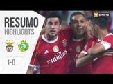 Highlights | Resumo: Benfica 1-0 Vitória FC (Liga 19/20 #7)