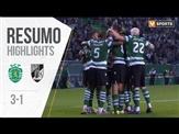 Highlights | Resumo: Sporting 3-1 Vitória SC (Liga 19/20 #8)