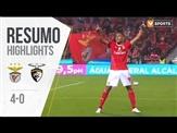Highlights | Resumo: Benfica 4-0 Portimonense (Liga 19/20 #9)