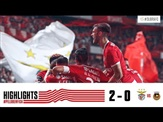 HIGHLIGHTS: SL Benfica 2-0 Rio Ave FC