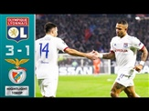Lyᴏn vs Benfjca 3-1 Highlights & All Goals (05/11/2019)