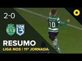 Sporting 2-0 Belenenses - Resumo | SPORT TV