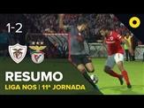 Santa Clara 1-2 Benfica - Resumo | SPORT TV